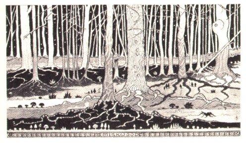 Tolkien Drawings-4
