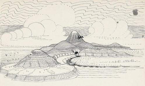 Tolkien Drawings-5