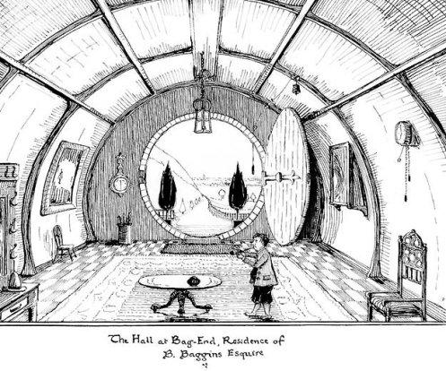 Tolkien Drawings-8