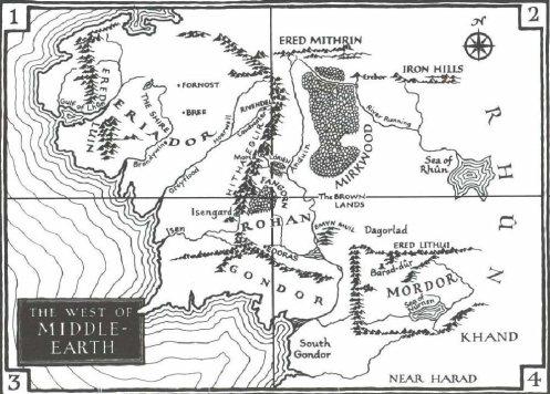 Tolkien Maps-2