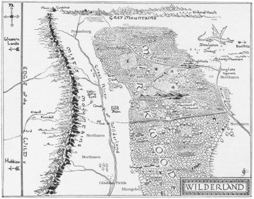 Tolkien Maps-3
