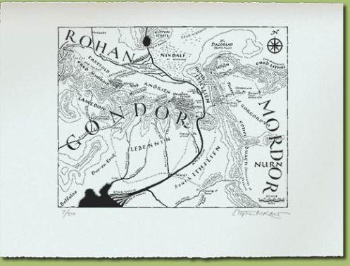 Tolkien Maps-4