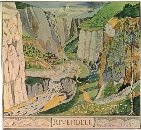 Tolkien Paintings-3