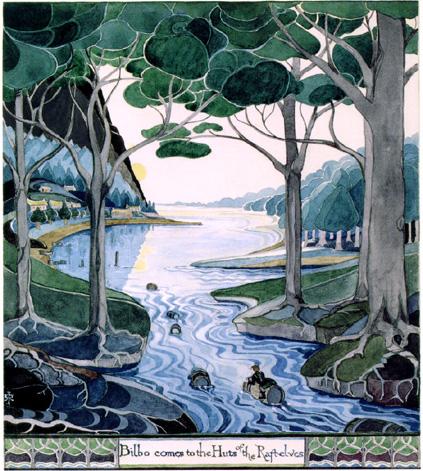 Tolkien Paintings-8